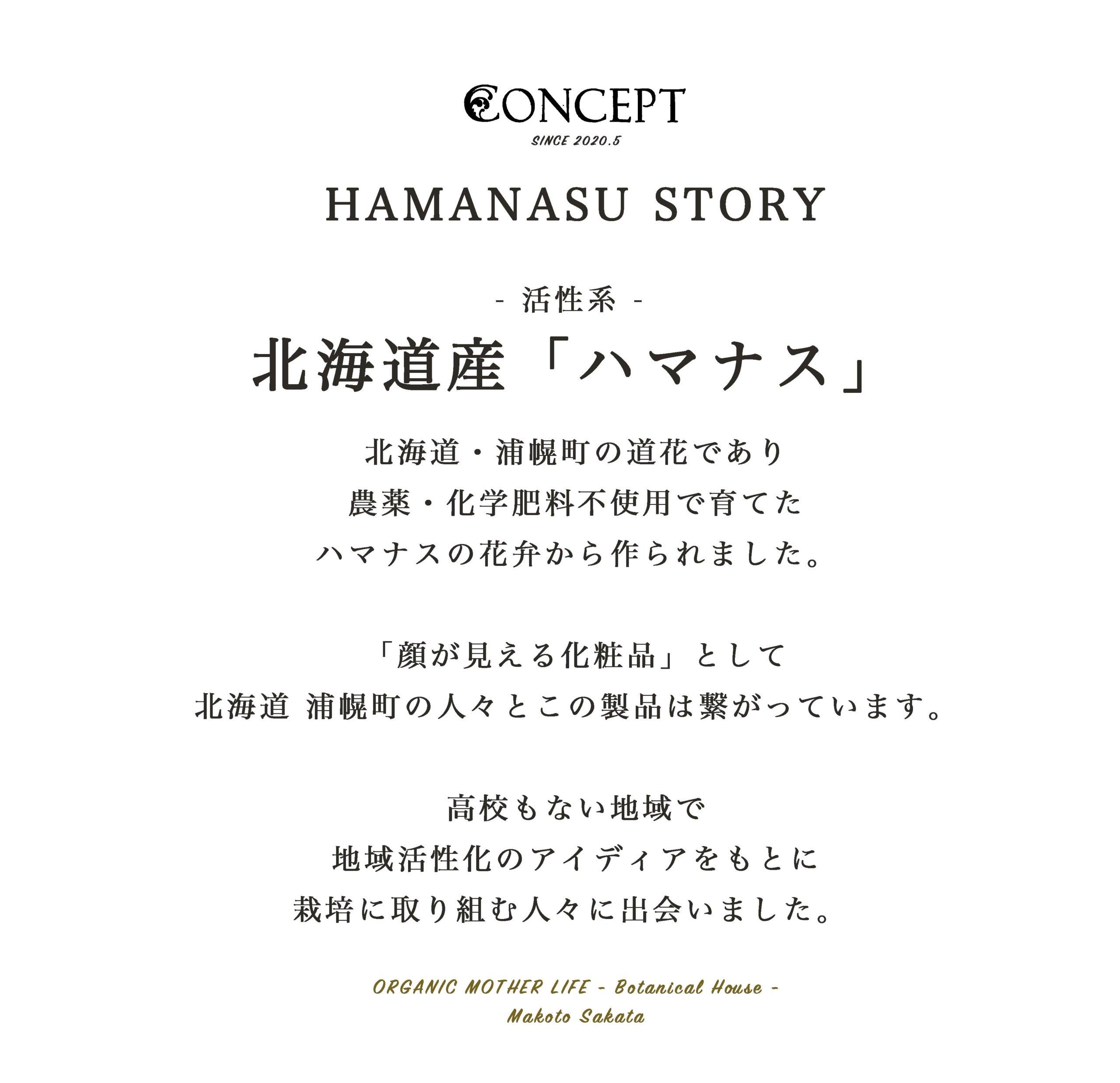 Botany HAMANASU STORY2