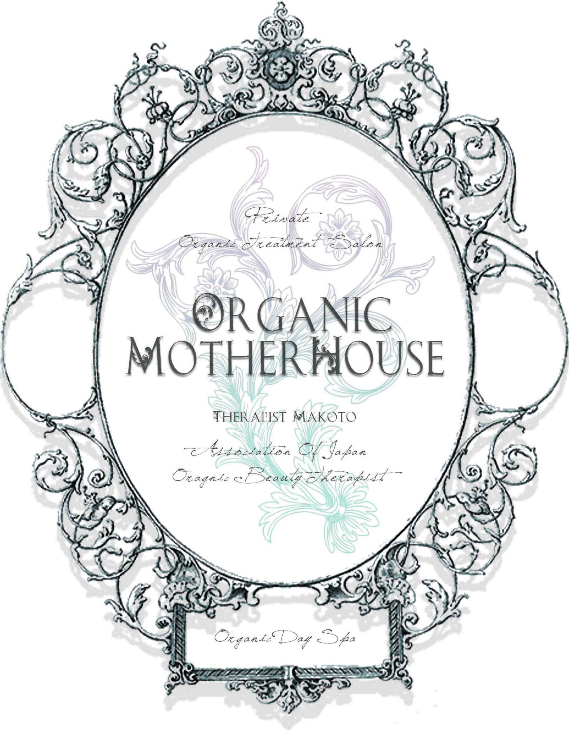 ORGANIC MOTHER HOUSE ligo